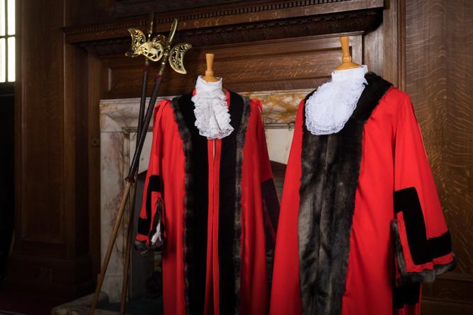 Mayor Robes