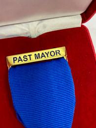 Past Mayor Badge
