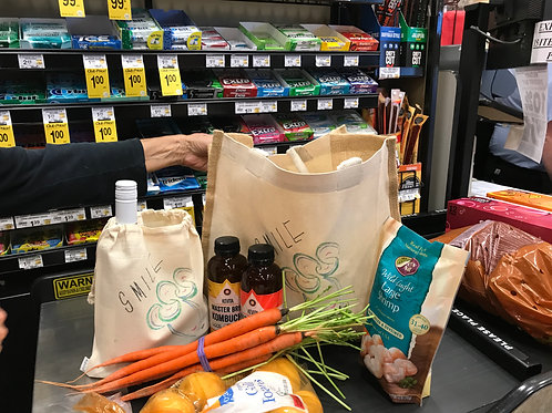 Grocery Shopping Bag - 1 bag
