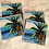 Thumbnail: Palm Breeze Coasters Set