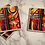 Thumbnail: Woman and Drum Coasters Set