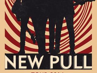 NEW PULL presenta su primer disco WE ARE NEW PULL a nivel nacional