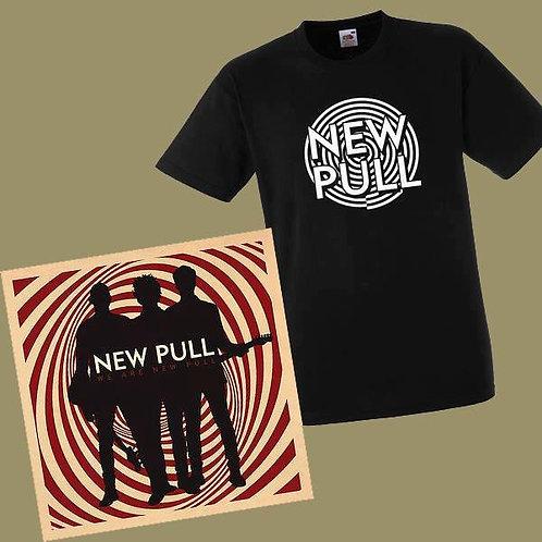 NEW PULL CAMISETA CHICO + CD