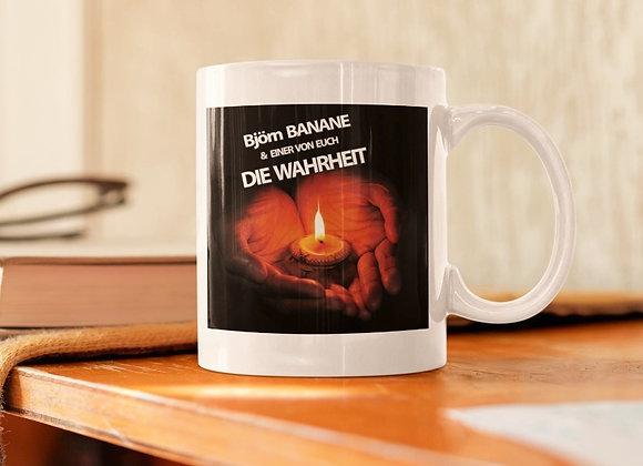 """Kaffeetasse / Teetasse """"Die Wahrheit"""""""