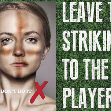 When England loses, women take the hit