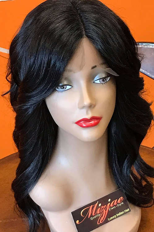 Charlotte E. Enhancements 20in Lace Closure Cap Wig