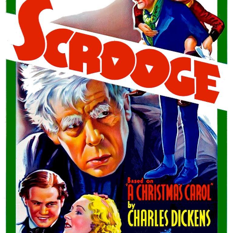 SCROOGE Christmas Drive-in