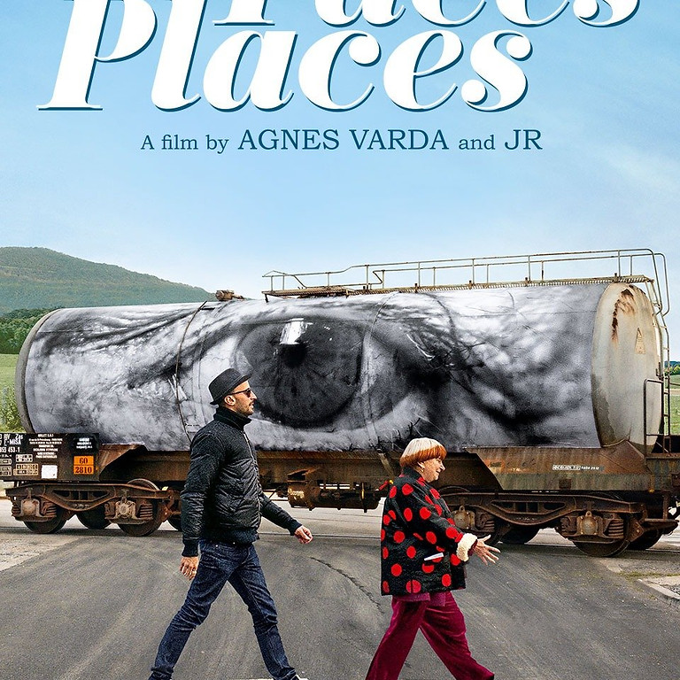 ¡Viva Varda! FACES PLACES Screening