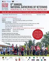 final Sept flyer for National Gathering.