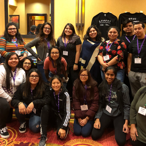 Elk Grove Youth Advisory Council  goes to CGTI Mid Year Conference!