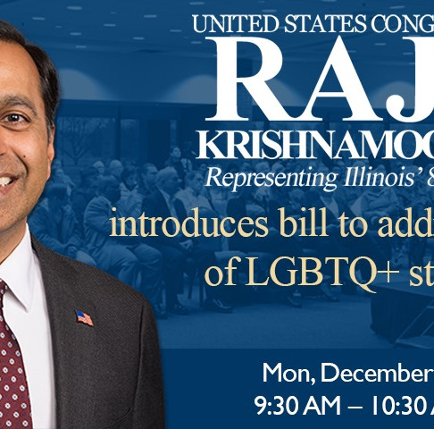 Introducing Congressman Krishnamoorthi's Anti-Bullying Bill