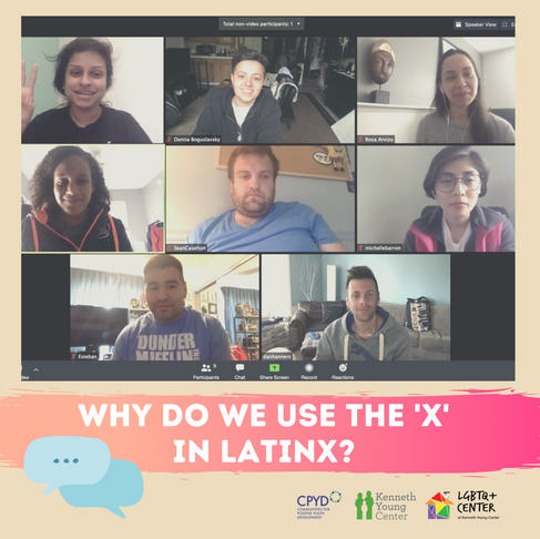 """Why we use the """"X"""" in Latinx"""