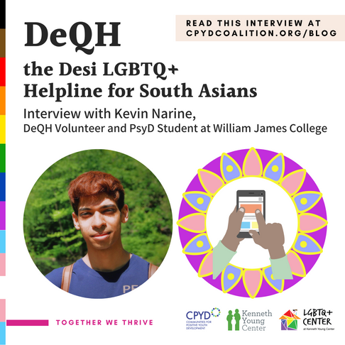 Part II: DeQH - a National Helpline for LGBTQ+ South Asians