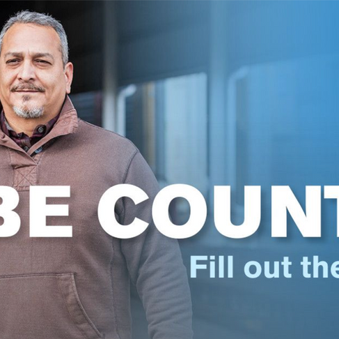 The 2020 U.S. Census - Be Counted!