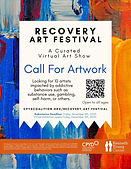 Copy of  Recovery Call for Artists - Kru