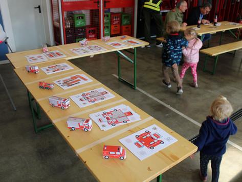 Tag der offenen Tore im Feuerwehrhaus