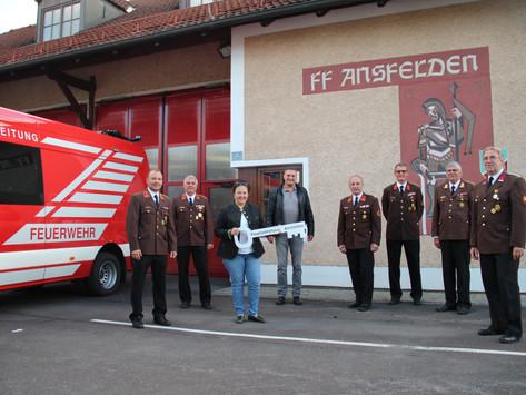 """Jubiläum """"30 Jahre Feuerwehrhaus"""""""