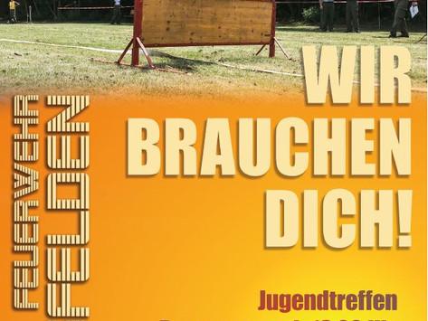Feuerwehrjugend - Wir suchen Dich!!!