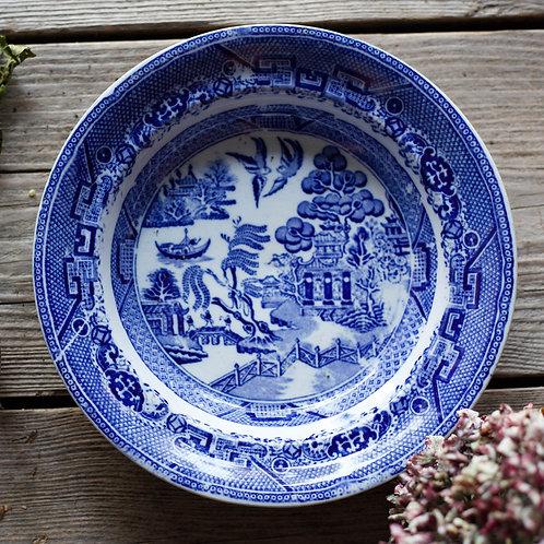 Pratos China Azul (conjunto de 2)