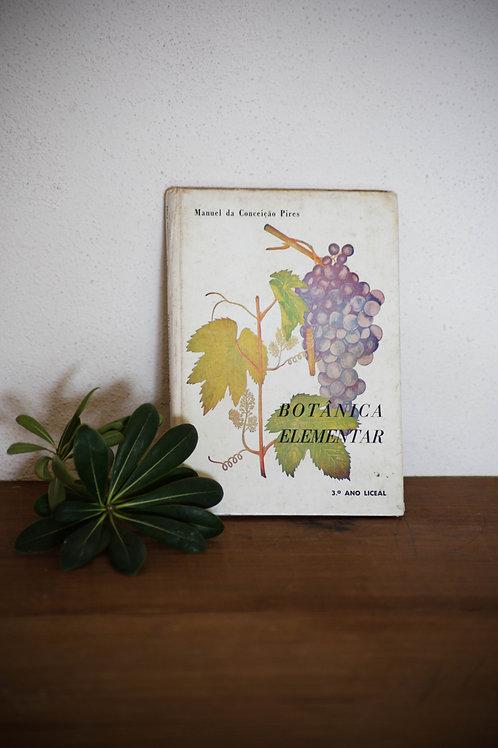 Livro de Botânica (RESERVADO)