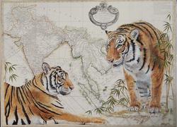 Carte Tigres
