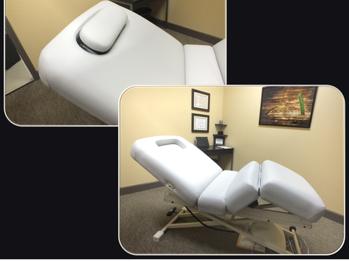 "Introducing The Most Comfortable Massage Table Around - aka ""The Marshmallow Cloud"" :)"