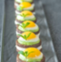 canape-with-fried-quail-eggs-CH28DN2.jpg