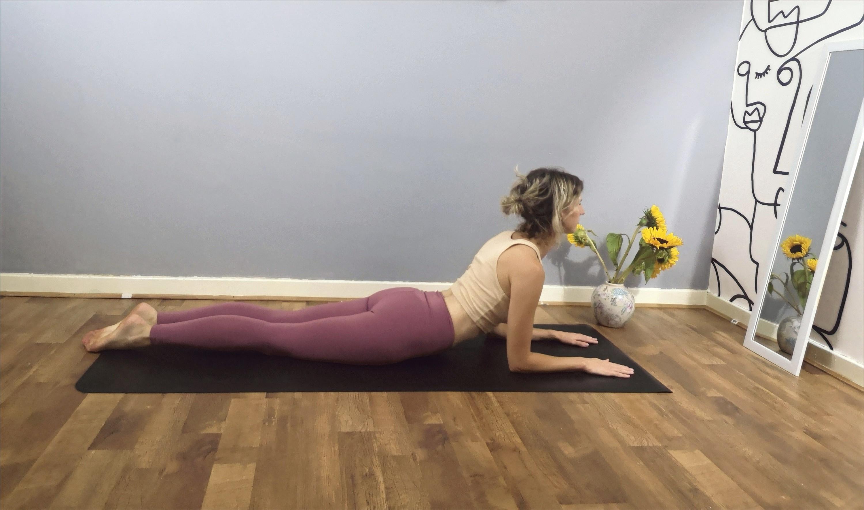 Yin & Yang Yoga Stretch