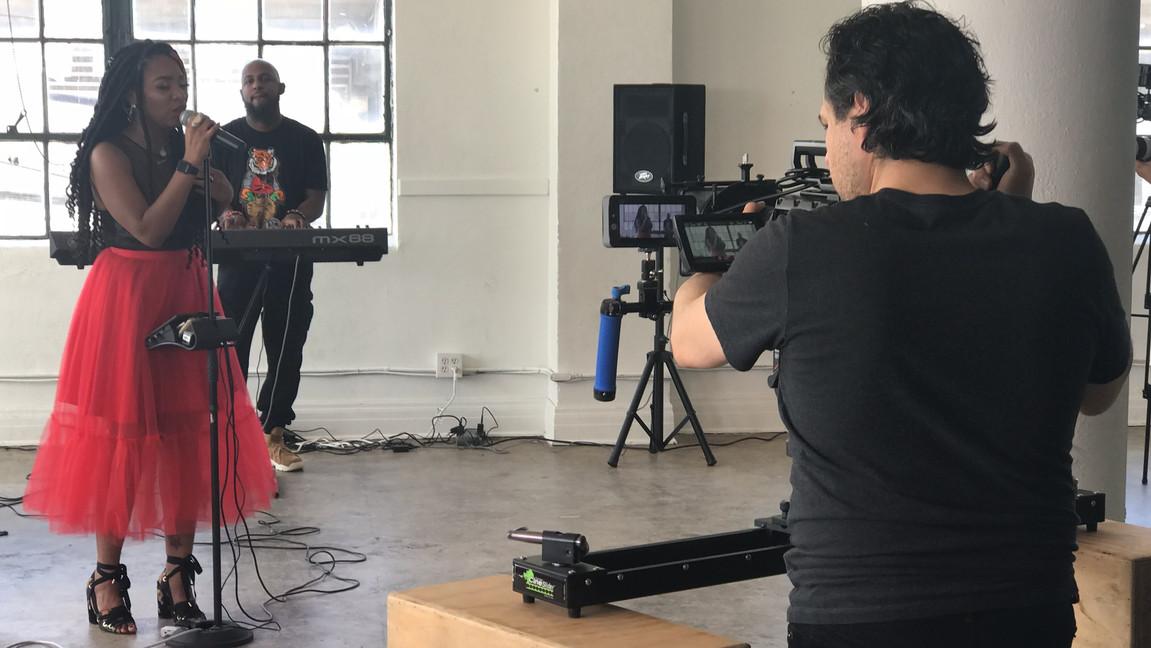 4K Video Filming