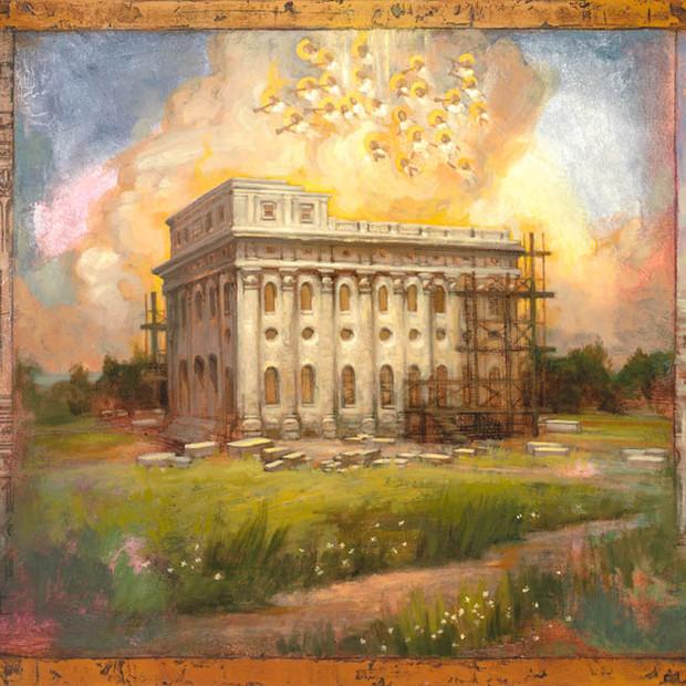 Building Nauvoo