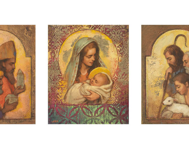 Nativity Triptych