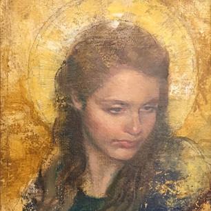 Italian Angels (Mary)