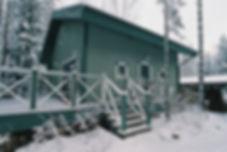 Дом на Медном озере. Общий вид.