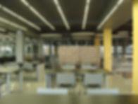 Библиотека МИСиС. Интерьер.