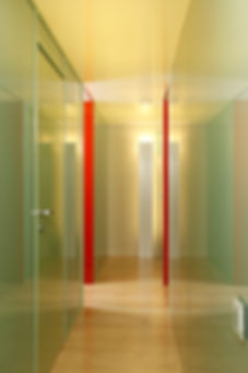 Квартира на Ходынке. Интерьер коридора.