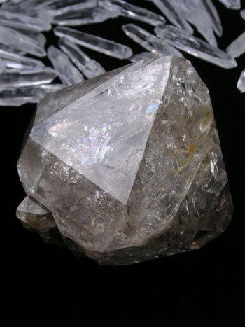ハーキマーダイヤモンド hkm-0005