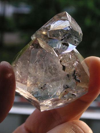 ハーキマーダイヤモンド hkm-0014