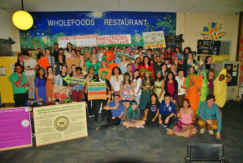 The Wholefoods Family