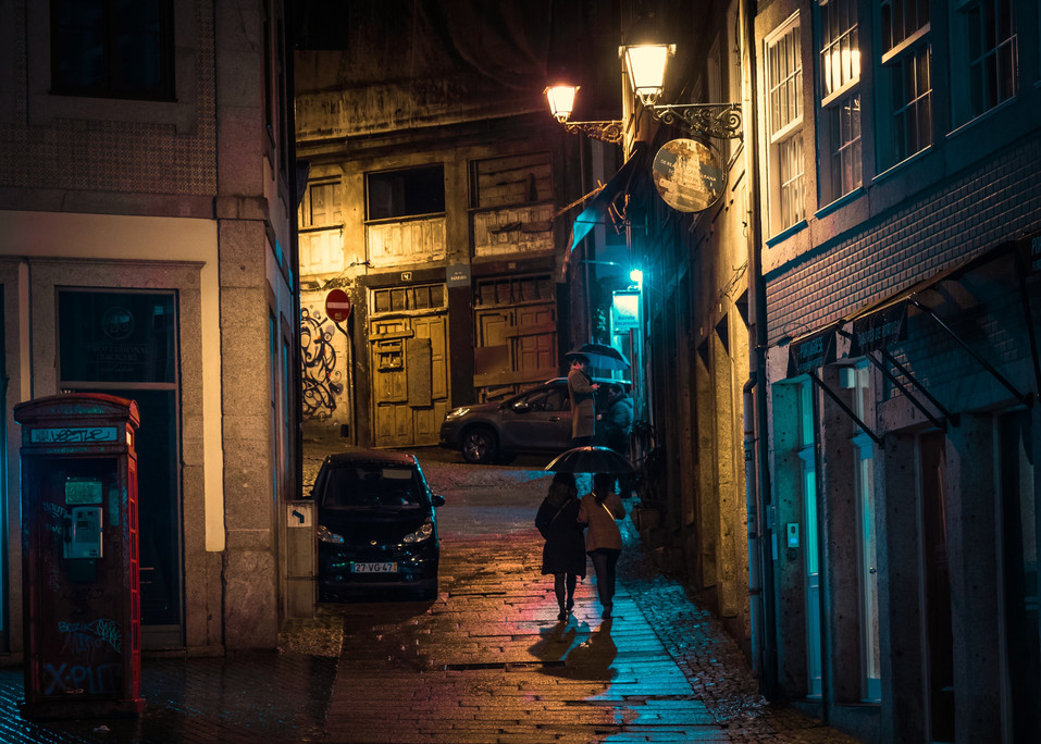 Visual Stories From Portugal | City At Night