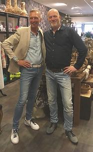 Martien Meiland (MAR10)met Carl Bergman (Your Dutch Living)