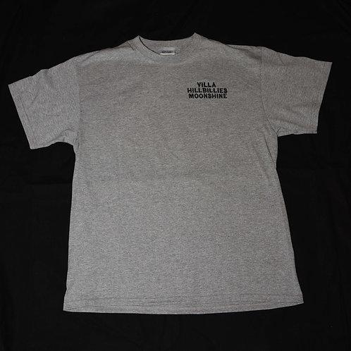 Villa Hillbillies Moonshine T-Shirt Size XXL