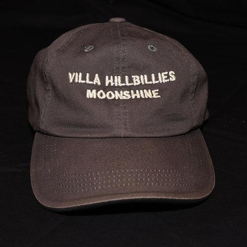 Villa Hillbillies Moonshine Ball Cap