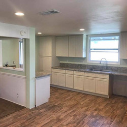 Before & After - Kitchen Remodel