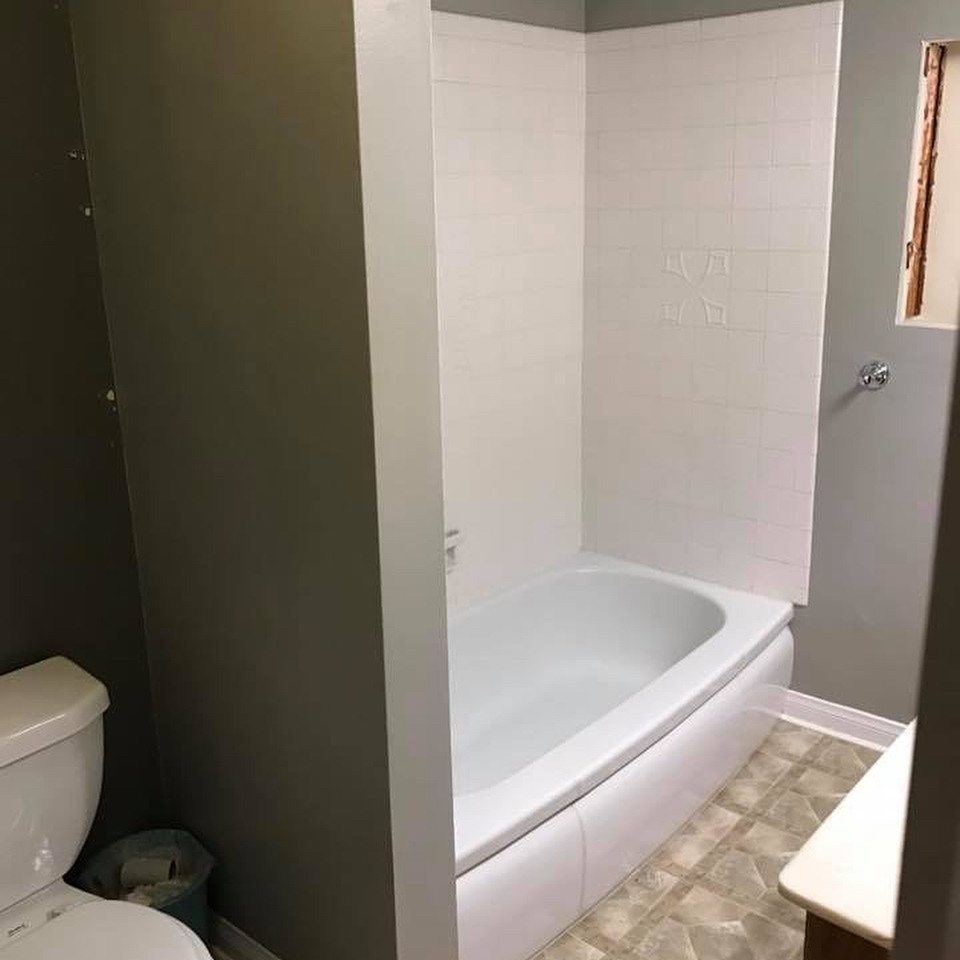 Before & After - Bathroom Remodel