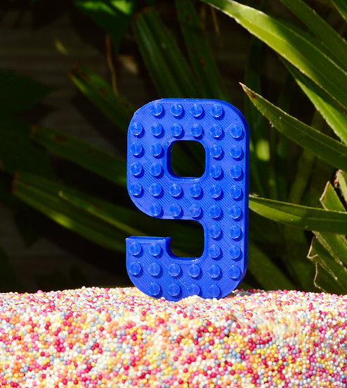Brick Compatible Cake Numbers