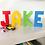 Thumbnail: Large Brick Compatible Letters