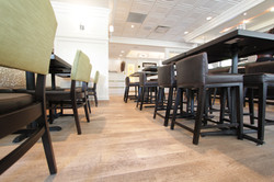 Mill Valley floor in bar view