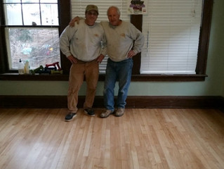 Floors By Steve Gives Back to the Community.