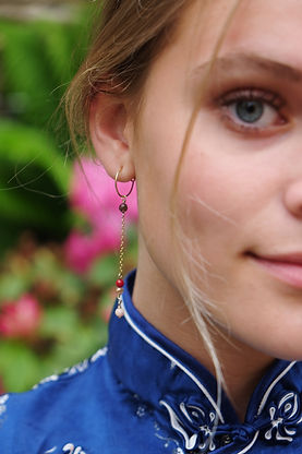 december earring