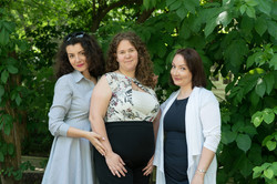 Nataly, Anna and a Surrogate Mother